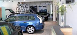 Willkommen beim Saab Zentrum Paderborn